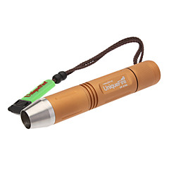 LED Flashlights/Torch / Handheld Flashlights/Torch LED 1 Mode 300 Lumens Rechargeable / Tactical / Self-Defense Cree XR-E Q5 18650