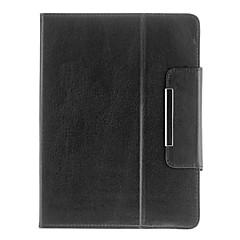 Caso Protectiove universal con soporte para 9.7 pulgadas Tablet (Negro)