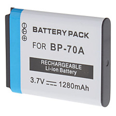 סוללה BP-70A לסמסונג BP70A ES65 ES70 PL80 PL100