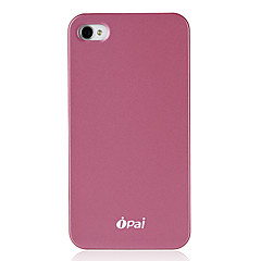Rose Hot Pressing Integrated Hard Case for iPhone4/4S