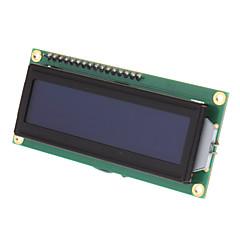 وحدة العرض iic/i2c 2004 شاشات الكريستال السائل شاشة زرقاء ل (لاردوينو) المسلسل متوافقة
