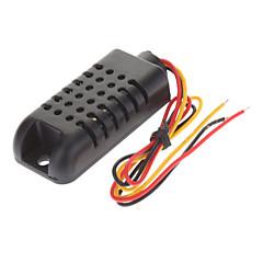 AM2301 capacitieve Digitale Temperatuur Vochtigheid Sensor - Zwart (3.3 ~ 5.5V)