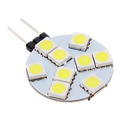 G4 9 SMD 5050 100-150 LM Cool White LED Spotlight AC 12 V