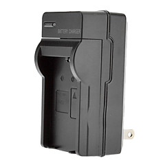 2 LP-E8 batteri + lader for Canon Rebel T2 T3i T2i Kiss X5 X4 EOS 550D 600D