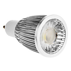 Spot Blanc Froid GU10 5 W 1 COB 420-450 LM 6000-6500 K AC 85-265 V