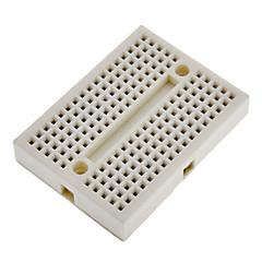 170 pont mini breadboard a (az Arduino) proto pajzs (működik hivatalos (az Arduino) táblák)