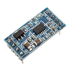 Accelerazione I2C/SPI MMA7455 Digital Tilt Sensor Module dall'alto
