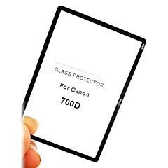 Fotga Premium LCD Screen Panel Protector Glass til Canon EOS 700D