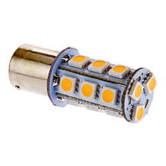 BA15S(1156) Car Warm White 3.5W SMD 5050 3000-3500 Reading Light