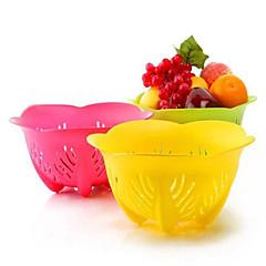 Del color del caramelo de Frutas y Verduras Basket