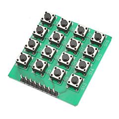 4 X 4 Matrix tastatură Modulul Keyboard