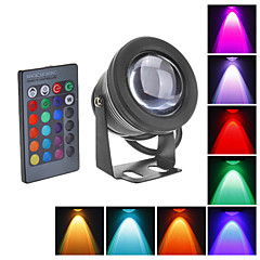 LED Floodlight Underwater Lights 800 lm RGB Waterproof DC 12 V