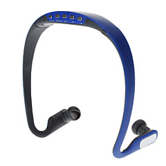 TX-508 Headphone USB Neckband Wireless Sports Support TF Card Music Player with FM Radio for Tablet