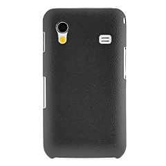 Leather Grain Hard Case für Samsung Galaxy Ace S5830 (verschiedene Farben)