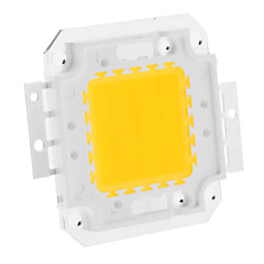 DIY 30W 2350-2400LM 900mA 3000-3500K Warm White Light Integrated LED Module (30-36V)