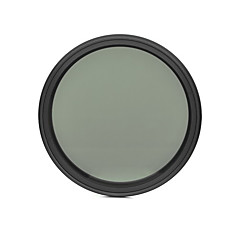 Fotga 52mm Slim Fader ND-filter Justerbar Variable Neutral Density ND2 til Nd400
