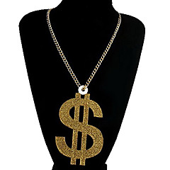 Jewelry Pendant Necklaces Party / Daily Alloy Women Gold Wedding Gifts