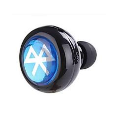 kuulokkeet bluetooth v3.0 vuonna korvakäytävään mini stereo mikrofoni matkapuhelimeen