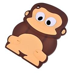 apina pii pehmeä kotelo iPad Mini 3, iPad Mini 2, iPad Mini