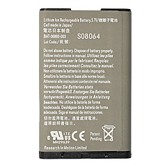 Blackberry 8300 C-S2 900mAh batteria del telefono cellulare per Blackberry C-S2, 8520, 8530