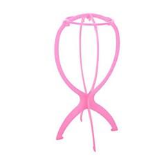 Peruk Tillbehör Special rosa peruk Stand