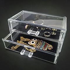 Caixas de Jóias / Expositores de Jóias Acrílico Transparente