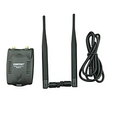 COMFAST® CF-WU7200ND 300Mpbs 12dBi Double Antennas Wireless WiFi USB Adapter Ralink RT3072