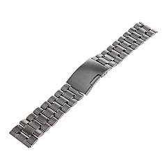 Heren 22mm volledig stalen horlogeband