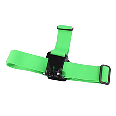 Front Mounting Straps For Gopro 5 Gopro 3 Gopro 2Skate Universal Aviation Film and Music Hunting and Fishing SkyDiving Wakeboarding