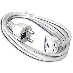 EU Virtajatkojohdot Apple MacBook 45W / 60W / 85W AC Adapter