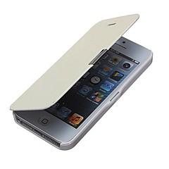 caso vormor® vibrazione cuoio dell'unità di elaborazione magnetica difficile per iphone 4 / 4s (bianco)