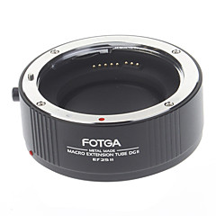 FOTGA High Precision Tube Extension Macro DG II EF 25 II pour Canon (Noir)