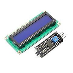 """iic / i2c 2.5 """"module de l'écran bleu d'affichage à cristaux liquides pour (pour Arduino)"""