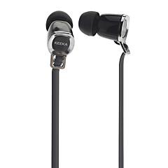Keeka MIC-110 stéréo In-Ear avec micro pour PC / portable