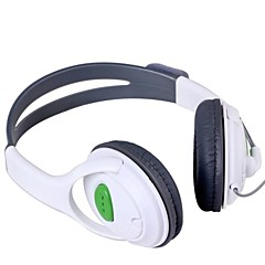 Stilig Stereo Headset hodetelefon for XBOX 360 (2,5 mm plugg / 100cm)