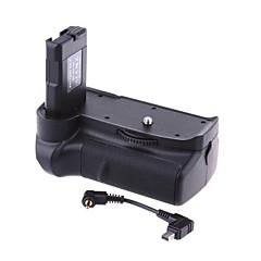 Batterie d'appareil photo professionnel Drop Shipping câble porteur Grip pour Nikon D3100 D3200 DSLR