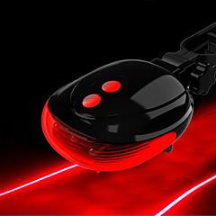 FJQXZ جولة والأحمر ليزر أضواء تحذيرية في الذيل السلامة