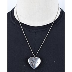 Lockets Necklaces Alloy Daily / Casual / Sports Jewelry