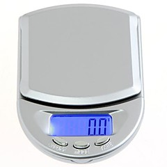 Mini LCD Digital Pocket smycken Diamond Scale