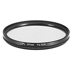 CPL Filtre pour appareil photo (67mm)