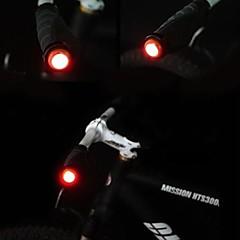 Eclairage de Vélo / bicyclette / Eclairage guidon vélo LED Cyclisme Etanche / Avertissement Lumens Batterie Cyclisme-Eclairage