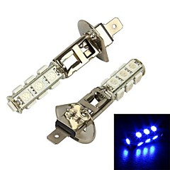 Merdia  3.9W 156LM H1 13x5050SMD LED Blue Light Car Fog Light / Headlamp (Pair / 12V)