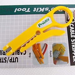 Pro'sKit 8PK-CT001 UTP / STP Cable Stripper