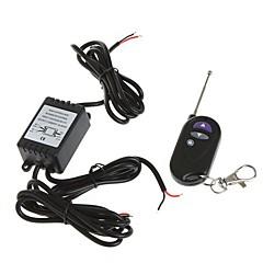 DC 12V RF Wireless Single Color Auto LED Remote Controller für SMD-5050-3528 LED-Streifen-Licht DRL