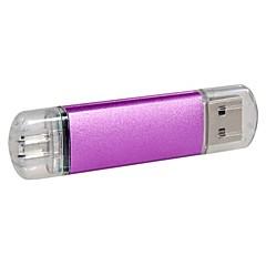 Cep Telefonu ve Tablet PC'ler için 32GB ATA USB Flash Sürücü.