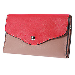 Universal Shouder Wallet PU Leather Full Body Case with Strap for iPhone/Sumsang (Assorted Colors)