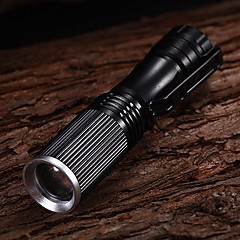 Lampes Torches LED / Lampes de poche LED 1 Mode 350 Lumens Autres 14500 - Multifonction Autres
