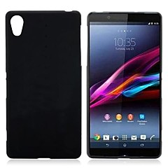 Newest Double-sided Matte Flexible Gel TPU Case for Sony Xperia Z2 L50W D6502 D6503