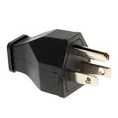 SS-160 amerikai Plug Power Adapter (fekete, AC 125V)
