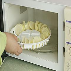 mikrobølgeovn kartoffelchip bagepladen